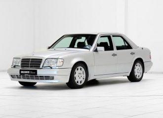 Mercedes E 500 του 1994 σε τιμή καινούργιας E 300