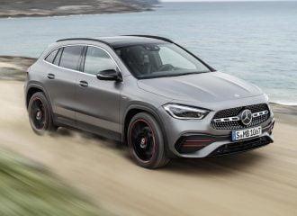 Πιο περιπετειώδης η νέα Mercedes GLA