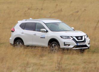 Προσφορές για Nissan X-Trail 1.7 Diesel