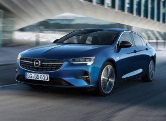 Ολική ανανέωση για το Opel Insignia