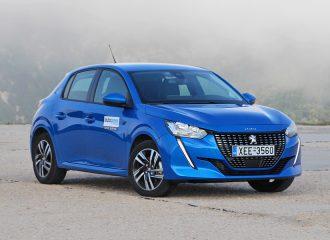 Peugeot 208: «Αυτοκίνητο της Χρονιάς για την Ελλάδα»