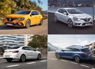 To Renault Megane στην καλύτερη στιγμή του!