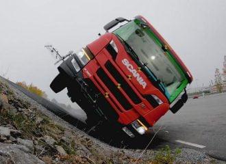Έτσι η Scania δοκιμάζει τα φορτηγά της (+video)