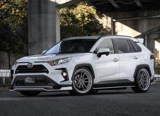 Νέο Toyota RAV4 με πολύ άγριες διαθέσεις (+video)