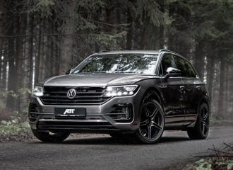 VW Touareg με 500 πετρελαιοκίνητους ίππους