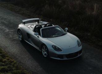 Porsche Carrera GT με 107.826 χλμ. (+video)