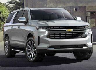 Πιο επιβλητικό από ποτέ το νέο Chevrolet Suburban