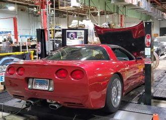 Πατέντα και ρεκόρ κατανάλωσης για Corvette! (+video)