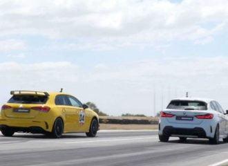 Η Mercedes-AMG A35 «δέρνει» την BMW M135i (+video)