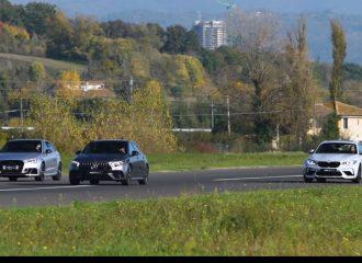 Η Mercedes-AMG A45 S «ξυρίζει» τα BMW M2 και Audi RS3 (+video)