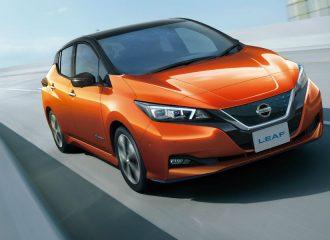 Γεμάτο τεχνολογία και χρώματα το νέο Nissan LEAF
