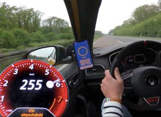 Renault Megane R.S. Trophy πάει με τελικές (+video)