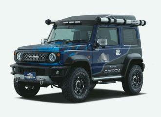 «Καταδρομικό» Suzuki Jimny Sierra Marine