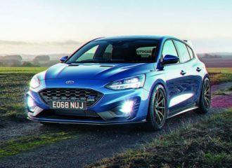 Υβριδικό και άνω των 400 ίππων το νέο Ford Focus RS