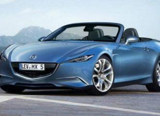 Υβριδικό το επόμενο Mazda MX-5