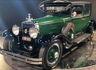 Πόσα πιάνει το αυτοκίνητο του Al Capone;