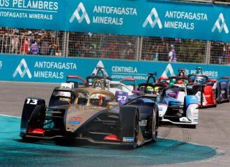 Θέση στο podium για την DS στη Formula E