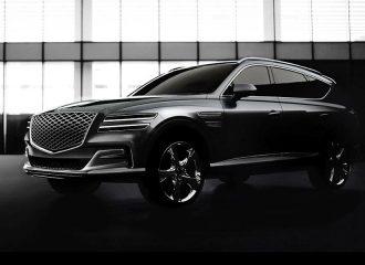 Νέο Genesis GV80: Το κορυφαίο SUV της Hyundai