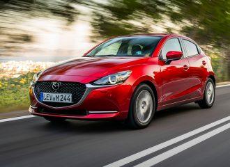 Οδηγούμε το νέο Mazda2 στην Ελλάδα