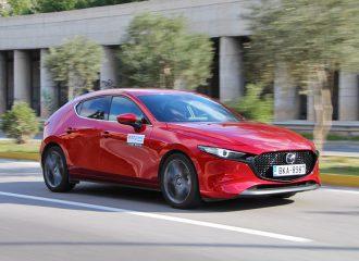 Δοκιμή Mazda3 SkyActiv-G122 2.0 Αuto