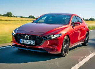 Οι τιμές του νέου Mazda3 Skyactiv-X 180 PS