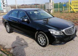 Mercedes E 200 CDI του 2015 με 760.746 χλμ.! (+video)