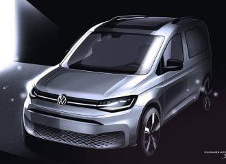 Προ των πυλών η νέα γενιά VW Caddy!
