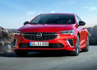 Νέο Opel Insignia GSi με 230 ίππους και 4κίνηση