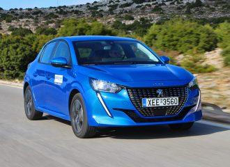 Δοκιμή Peugeot 208 1.2 PureTech 100
