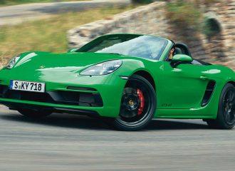 Νέες και υπέροχες Porsche 718 Βοxster & Cayman GTS 4.0