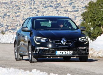 Δοκιμή Renault Megane 1.5 Blue dCi 115 PS