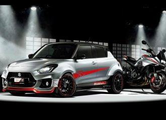 Suzuki Swift Sport Katana για μαχητές των δρόμων