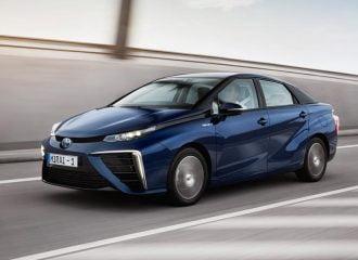 Θα δίνατε 78.600 ευρώ για το Toyota Mirai;