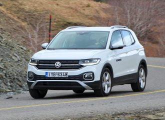 Δοκιμή VW T-Cross 1.0 TSI 115 PS