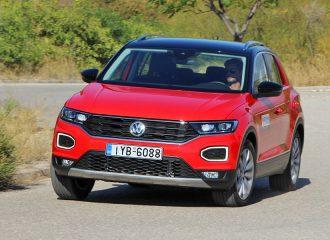 Δοκιμή VW T-Roc 1.6 TDI 115 PS