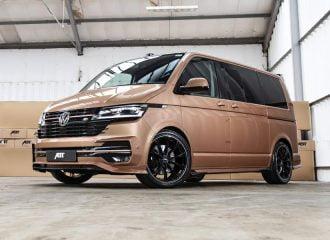 VW Multivan για ανήσυχους οικογενειάρχες!