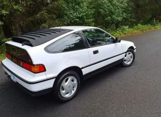 Άψογο Honda CRX «έφυγε» για 30.000 ευρώ