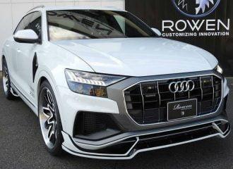 Βελτιωμένο Audi Q8 α λα ιαπωνικά