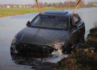 Audi RS Q8 πήγε για «ψάρεμα»
