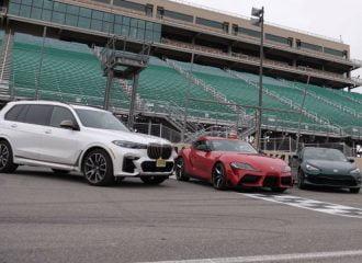 Η BMW X7 προκαλεί τα κουπέ της Toyota (+video)