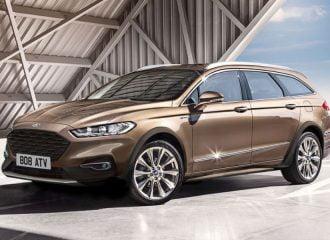 Το Ford Mondeo θα συνεχίσει ως crossover