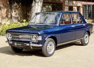 Τέλειο Fiat 128 μισού αιώνα με 24.233 χιλιόμετρα!