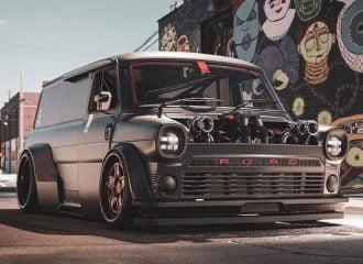 Το επόμενο αυτοκίνητο του Ken Block;