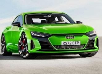 Ετοιμάζονται ηλεκτρικά μοντέλα Audi RS