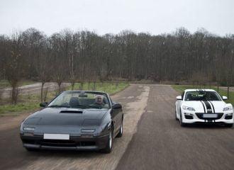 Γνωρίζετε τι σημαίνει το «RX» στα Mazda;