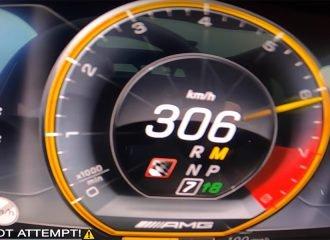 Mercedes-AMG E 63 S 788 PS σπάει τα κοντέρ (+video)