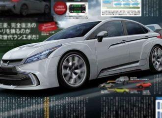 Η Mitsubishi εξετάζει την επιστροφή του Evo!