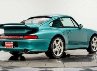 Ονειρική Porsche 993 Turbo S με 856 χλμ.!