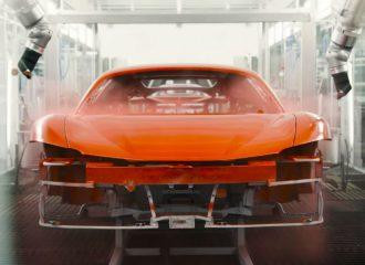 Έτσι κατασκευάζεται η Ferrari SF90 Stradale (+video)