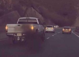 Ντίζελ Ram «μπουκώνει» Tesla (+video)